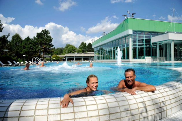 Jod-Sole-Therme in Bad Bevensen