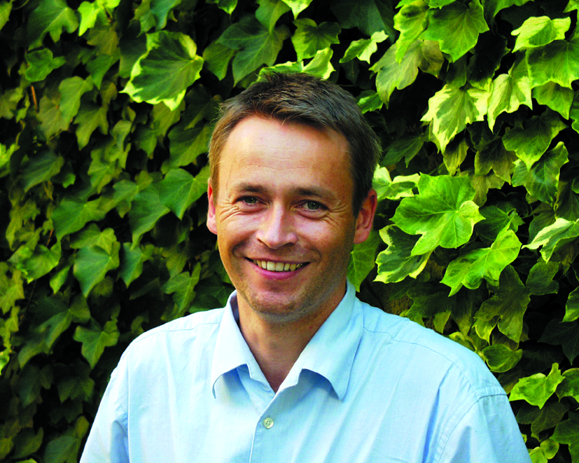 Hoteldirektor Michael Klopp
